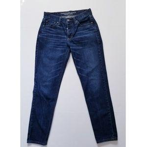 American Eagle Vintage High-rise Jean's   4